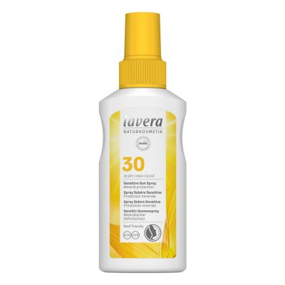 Lavera Αντηλιακό Sensitive Sun Spray SPF30 100ml