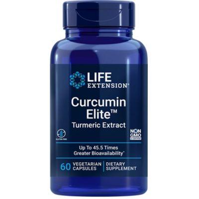 Life Extension Curcumin Elite 60 Κάψουλες