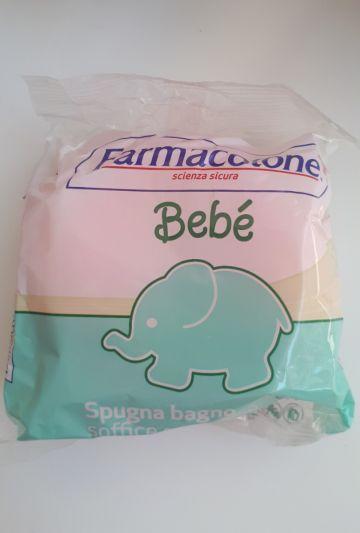 Farmacotone bebe Σφουγγάρι Παιδικό Πορτοκαλί 1 Τεμ