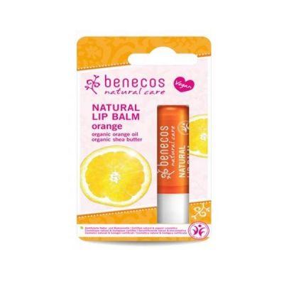 Benecos Lip Balm Orange 4,5g