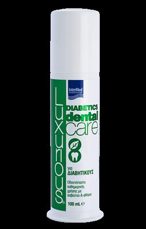 Intermed Luxurious Diabetics Dental Care 100ml