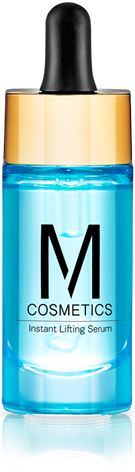 M Cosmetics Ορός για Άμεση Ανόρθωση 15ml