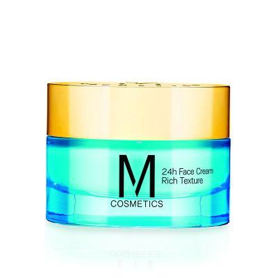 M Cosmetics Κρέμα για το Πρόσωπο με Πλούσια Υφή 50ml
