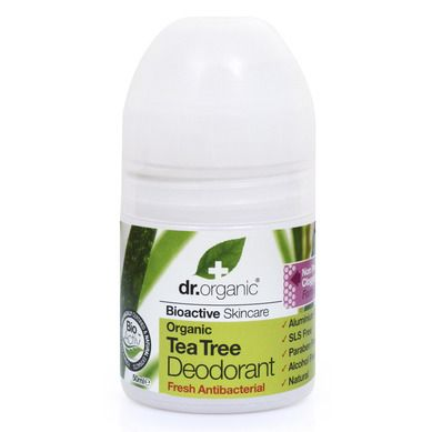 Dr.Organic Organic Tea Tree Deodorant 50ml