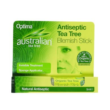 Optima Australian Tea Tree Antiseptic Blemish Stick 7ml
