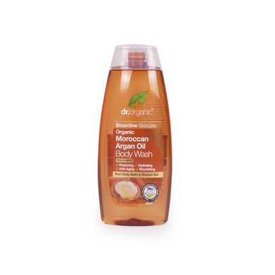Dr.Organic Organic Moroccan Argan Oil Body Wash 250ml
