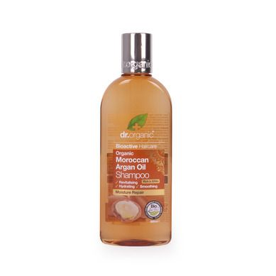Dr.Organic Organic Moroccan Argan Oil Shampoo 265ml
