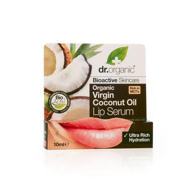 Dr.Organic Virgin Coconut Oil Lip Serum 10ml