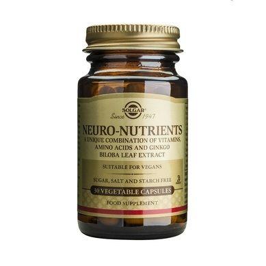 Solgar Neuro Nutrients 30 Φυτικές Κάψουλες