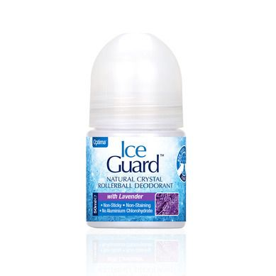 Optima Ice Guard Natural Crystal Deo Lavender 50ml