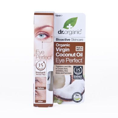 Dr.Organic Virgin Coconut Oil Eye Perfect 15ml