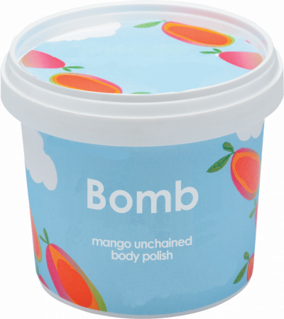 Bomb Cosmetics Mango Unchained Body Polish 365ml
