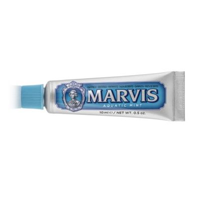 Marvis Οδοντόκρεμα aquatic mint Travel Size 10ml
