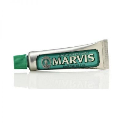 Marvis Classic Strong Mint Οδοντόκρεμα Travel Size 10ml