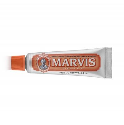 Marvis Οδοντόκρεμα ginger mint Travel Size 10ml