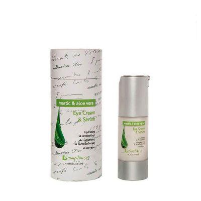Mastic Spa Aloe Eye Cream & Serum 30ml