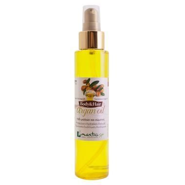 Mastic Spa Body & Hair Argan Oil 125ml