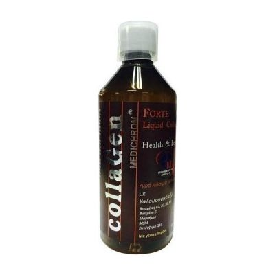 Medichrom Forte Liquid Collagen Με Γεύση Λεμόνι 500ml