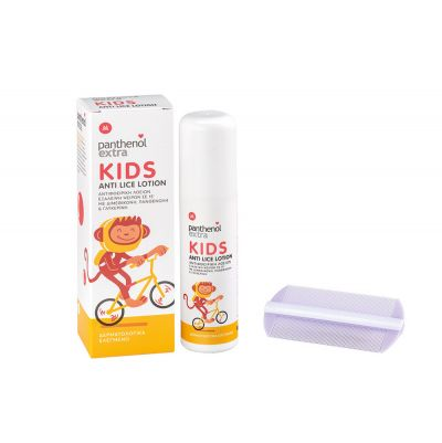 Medisei Panthenol Extra Kids Anti Lice Lotion 125ml