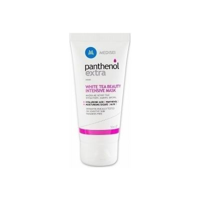 Medisei Panthenol Extra White Tea Beauty Intensive Mask 50ml