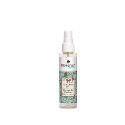 Messinian Spa Christmas Joy Chai Hair & Body Mist 100ml