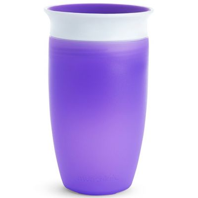 Munchkin Κύπελλο Miracle 360 Sippy Cup 12m+ Μωβ 296ml