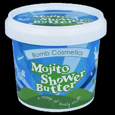 Bomb Cosmetics Mojito Shower Butter 365ml