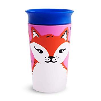 Munchkin Miracle 360 Trainer Cup Fox 12+ 266ml