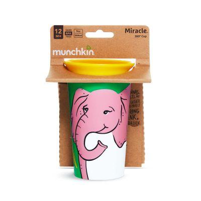 Munchkin Κύπελλο Miracle Sippy Ελέφαντας 266ml