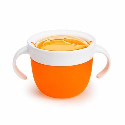 Munchkin Snack Collation Πορτοκαλί 12m+ 1τμχ