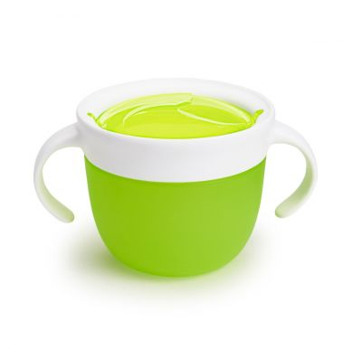 Munchkin Snack Collation Πράσινο 12m+ 1τμχ