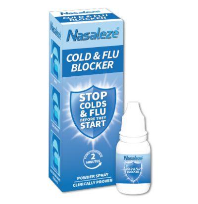 Nasaleze Cold & Flu Blocker Σπρέι Για την Μύτη 800mg έως 200 εφαρμογές