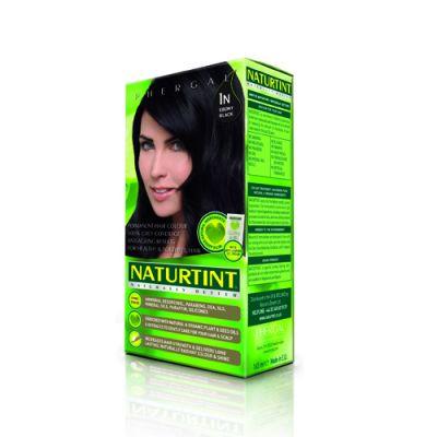 Naturtint Φυτική βαφή μαλλιών - 1Ν Μαύρο