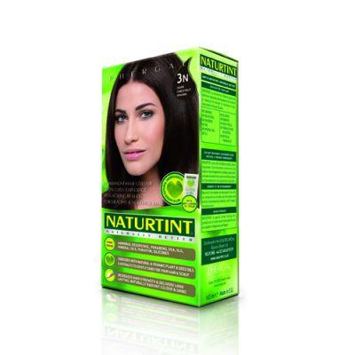 Naturtint Φυτική βαφή μαλλιών - 3Ν Καστανό σκούρο 1 Τεμ