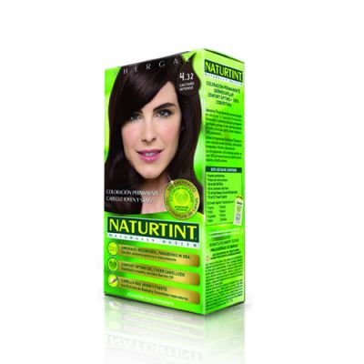 Naturtint Φυτική βαφή μαλλιών - 4.32 Έντονο καστανό 1 Τεμ