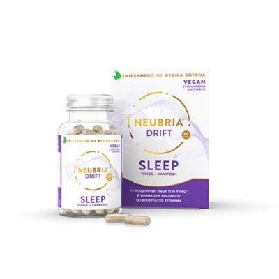 Neubria Drift Sleep 60 Κάψουλες