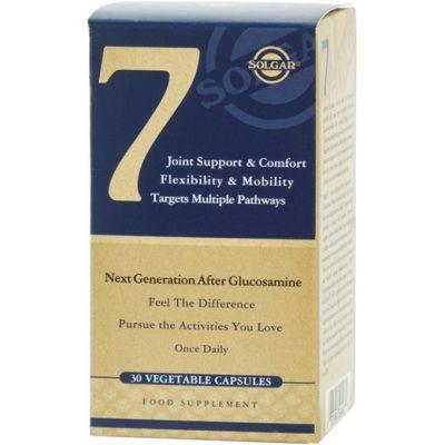 Solgar No 7 Joint Support Φόρμουλα για την Καλή Λειτουργία των Αρθρώσεων 30 Κάψουλες