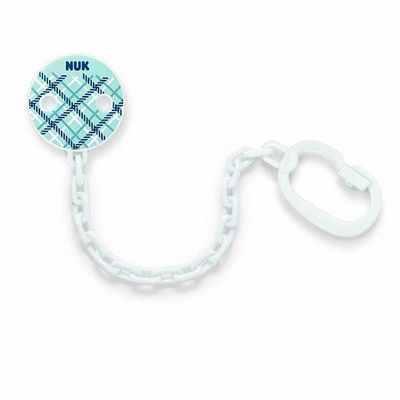 Nuk Limited Edition Snow Αλισίδα Πιπίλας 1τμχ