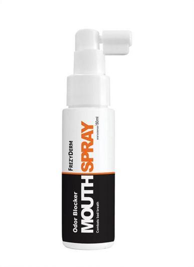 Frezyderm Odor Blocker Spray Στοματικό Σπρέι Κατά Της Κακοσμίας Του Στόματος 50ml