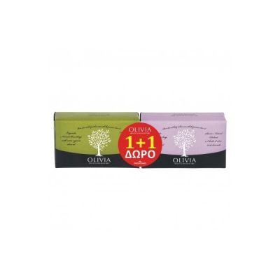 Olivia Soap Gift Set 2x 125gr