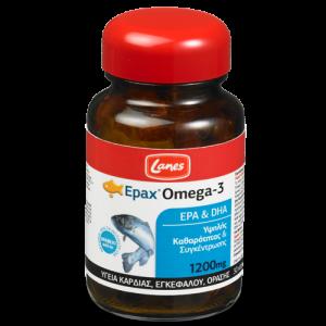 LANES Epax® Omega-3 30caps