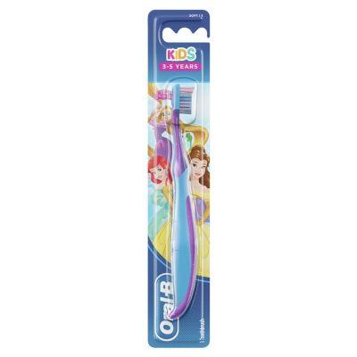 Oral-B Kids Παιδική Οδοντόβουρτσα Soft 3-5 Χρονών Μωβ 1 τμχ