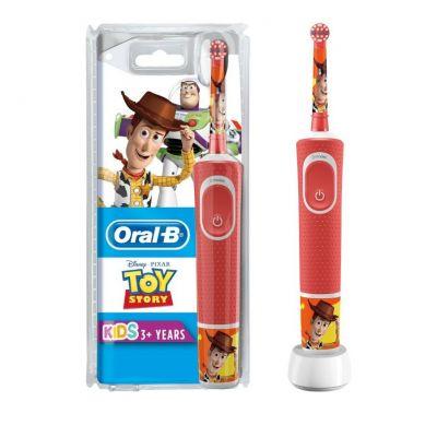 Oral-B Vitality Kids Ηλεκτρική Οδοντόβουρτσα Toy Story για Παιδία 3+ 1τμχ