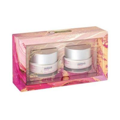 Panthenol Extra Promo Day Cream SPF15 Ενυδατική Κρέμα Ημέρας, 2x50ml