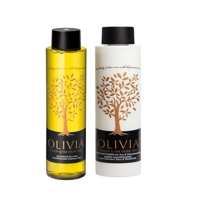 Olivia Shampoo Dry Hair 300ml & Conditioner 300ml