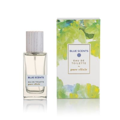 Blue Scents Eau De Toilette Pure Elixir 50ml