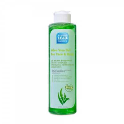 Pharmalead Aloe Vera Gel 99.9% for Face & Body 170ml