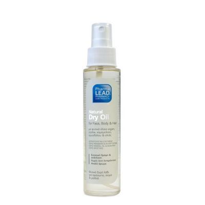 Pharmalead Natural Dry Oil Εντατική Θρέψη & Ανάπλαση για Πρόσωπο, Μαλλιά & Σώμα, 100ml