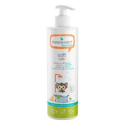Pharmasept Kid Soft Bath Παιδικό Αφρόλουτρο για Σώμα & Ευαίσθητη Περιοχή, 500ml