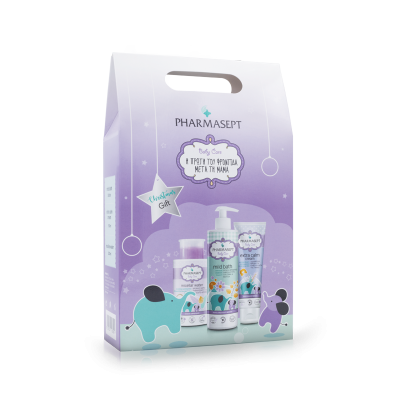 Pharmasept Promo Mild Bath 500ml+Extra calm cream150ml+Micellar water 300ml